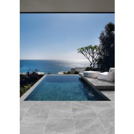 Alps Grigio External R11 600x600mm Porcelain Outdoor Tile