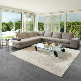Alps Grigio Matt 300x600mm Porcelain Wall & Floor Tile