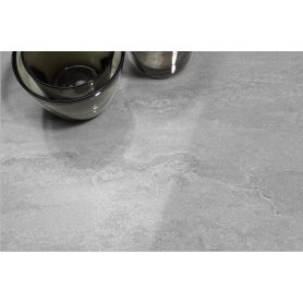 Alps Grigio Matt R10 600x600mm Porcelain Wall & Floor Tile