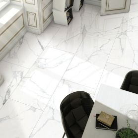 Statuario Bianco Polished