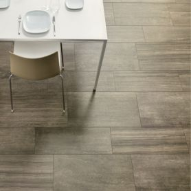 Verse Chestnut Matt Timber-Look Porcelain Tiles