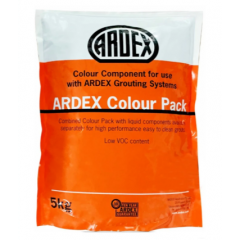 Ardex EG-15 Epoxy Grout Colour Pack 5kg - Ultra White 600