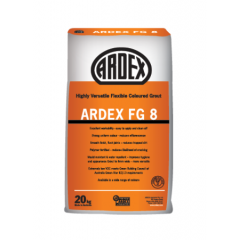 Ardex FG8 Grout 20kg Bag – Buff 229
