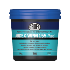 Ardex WPM 155 RAPID Modified Polyurethane for Undertile Waterproofing 15L