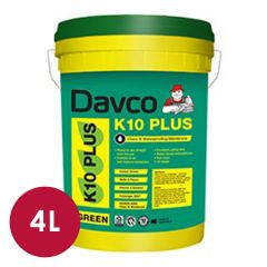 K10 Plus Waterproofing 4 Litre (Green)