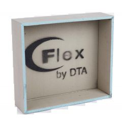 DTA CFlex Shower Wall Insert Recess / Niche 320x360x100mm