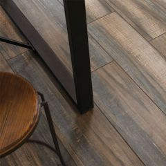 Walnut Matt Timber Look 200x1200 Porcelain Floor Tile (Seconds)