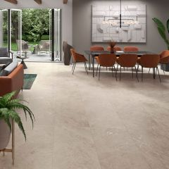 Liberty Cream Matt 900x900mm Porcelain Wall & Floor Tiles SPECIAL ORDER ONLY