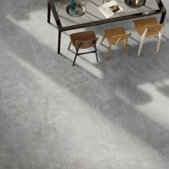 Linen Taupe Light Lappato 600x1200mm Porcelain Wall & Floor Tile