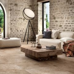 Jerusalem Grey Matt R10 750x750mm Large Format Full Body Porcelain Wall & Floor Tile