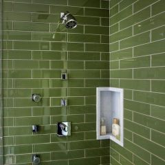 Subway Lime Green Gloss 100x300mm Ceramic Wall Tile