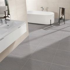 Toronto Basaltina Grey Matt 300x600mm Porcelain Wall & Floor Tiles