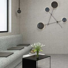 Pantheon White Lappato 300x600mm Porcelain Wall & Floor Tiles
