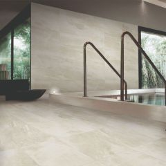 Main Stone White Lappato 450x900mm Porcelain Wall & Floor Tiles
